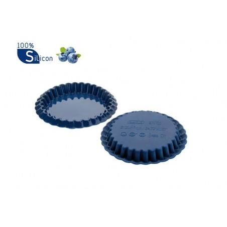 FORMA SILIONOWA BLUEBERRY TARTINKI FIRMY IBILI - 870700