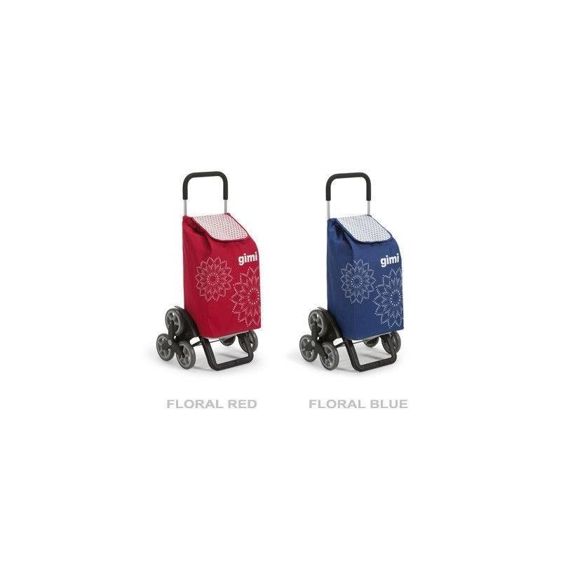 Torba wózek na zakupy Tris Kwiaty NEW firmy Gimi