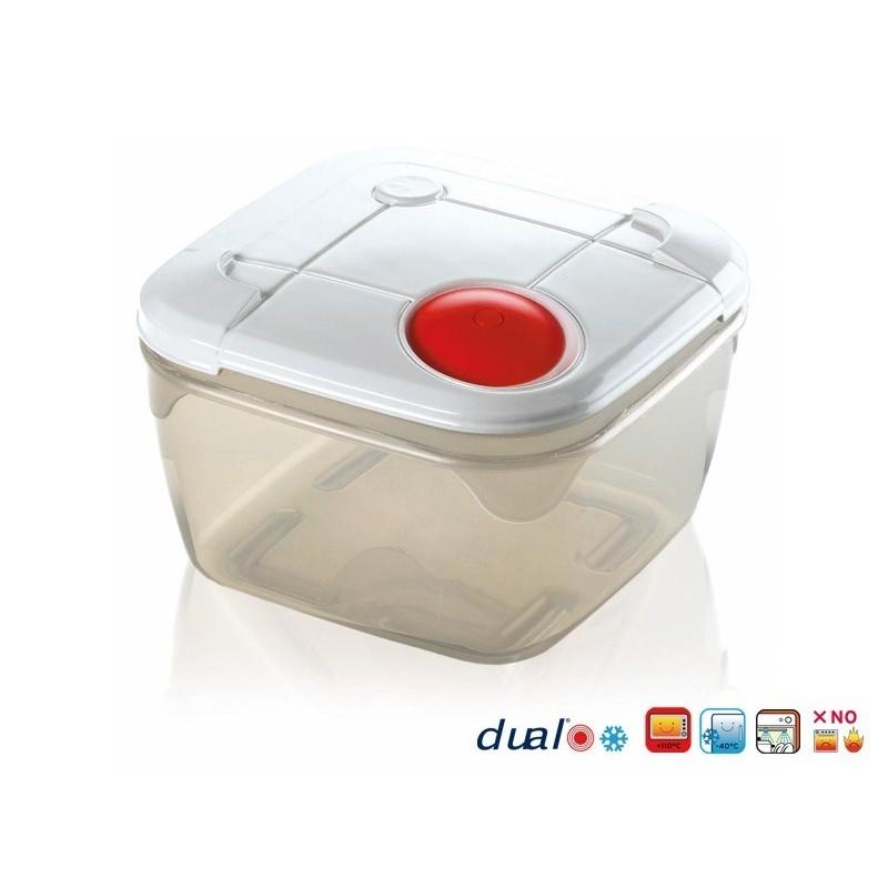Pojemnik DUAL MICROWAWE 1L firmy GioStyle - 5197003