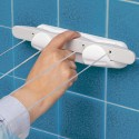 Suszarka łazienkowa ścienna Rotor 4 firmy Gimi