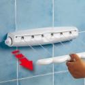 Suszarka łazienkowa ścienna Rotor 6 firm Gimi