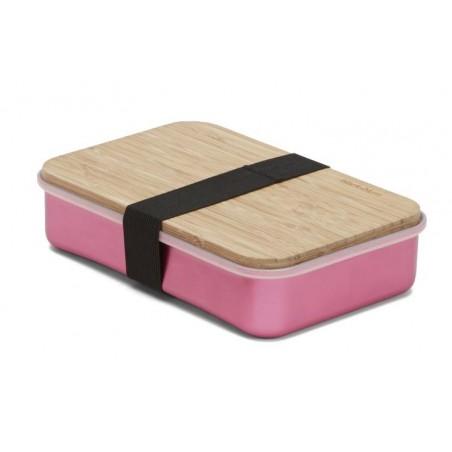 Pojemnik na kanapki SANDWICH ON BOARD,różowy firmy BLACK+BLUM