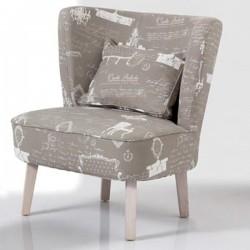 Fotel SCHABBY firmy Brandani - 55955