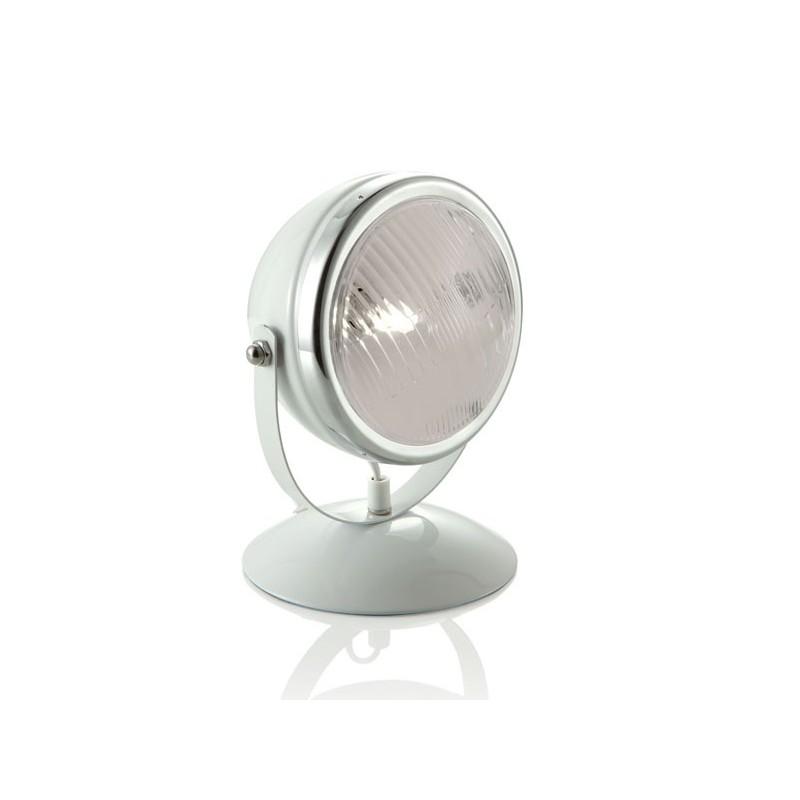 lampka stojąca biały TOUCH LAMP firmy Brandani - 55188