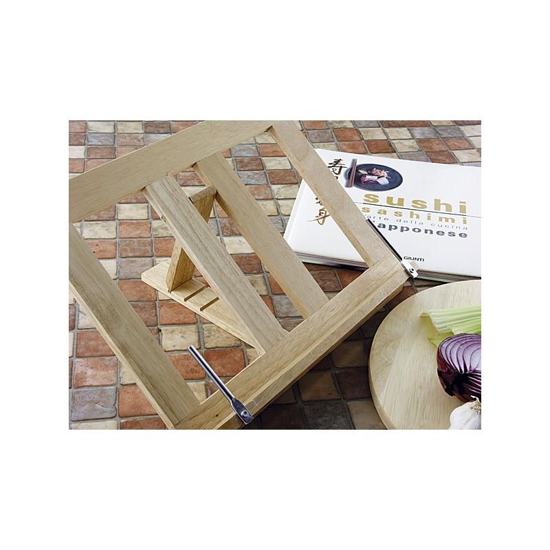stojak na książkę STAND BOOK firmy Brandani - 59253