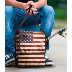 torba na ramię USA firmy Brandani - 55592