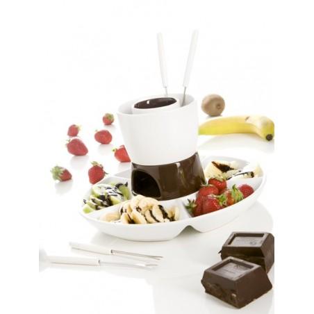 zestaw do fondue DOUBLE CHOC firmy Brandani - 57998