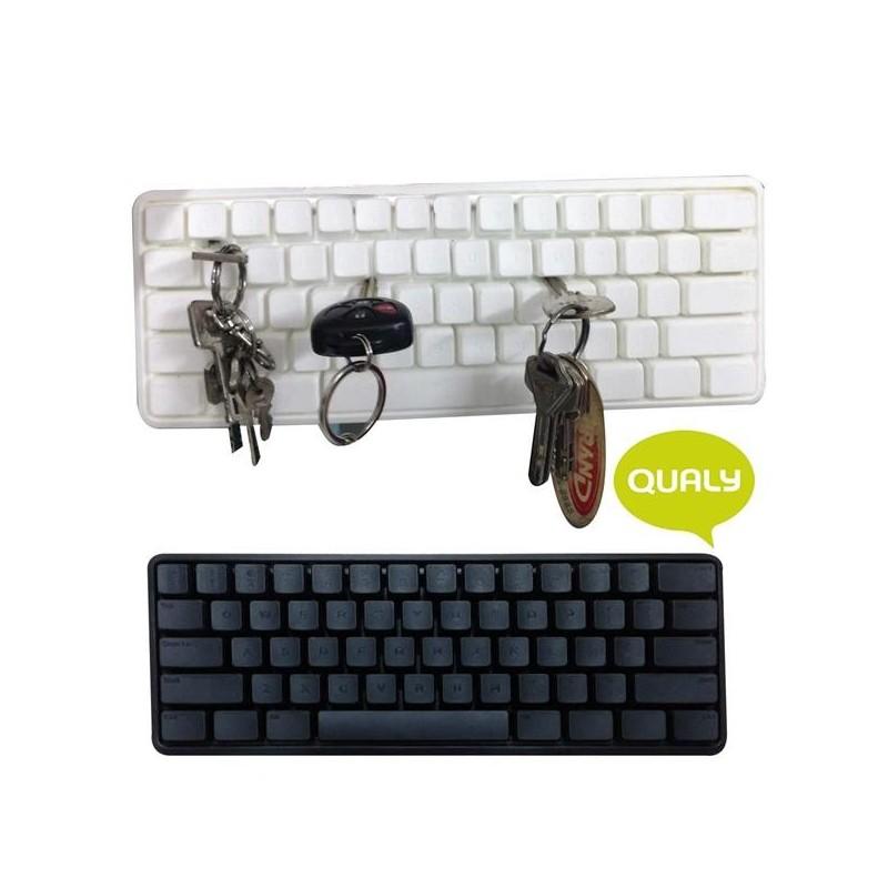 Wieszak na klucze i karty KLAWIATURA firmy Qualy