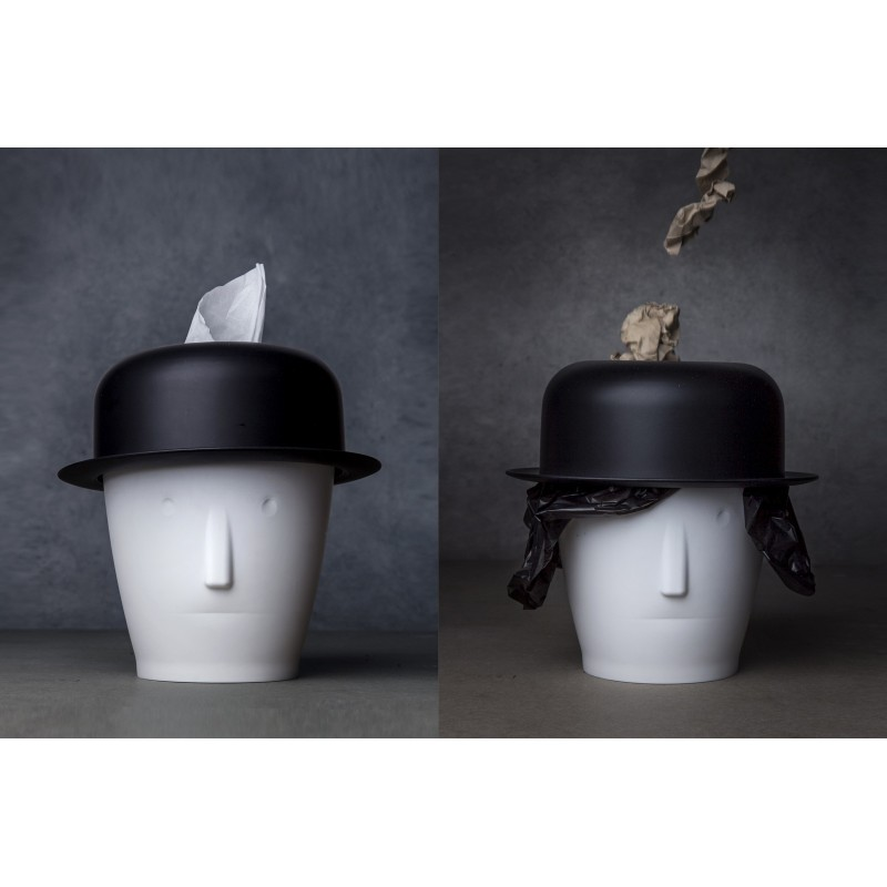 Kosz/pojemnik na chusteczki MICHAEL firmy Qualy