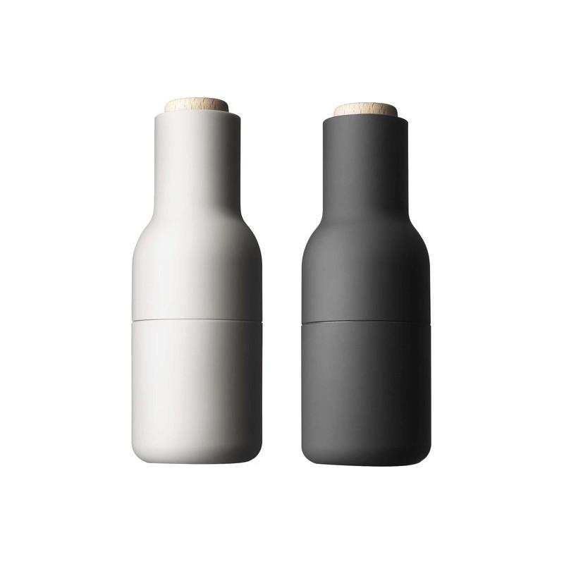 Młynek do soli lub pieprzu mały 2 szt. firmy MENU - 4418399