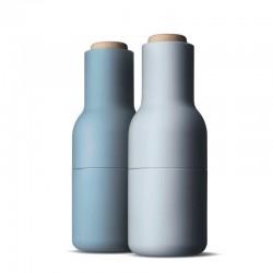 Młynek do soli i pieprzu mały 2 szt. firmy MENU - 4418299