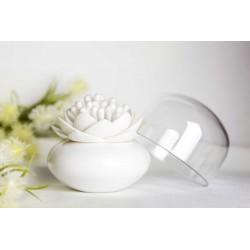 Pojemnik na patyczki kosmetyczne firmy Qualy - QL10157