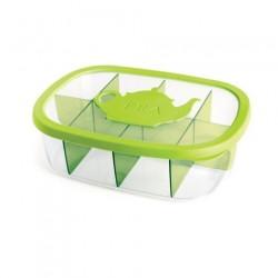 Pojemnik na herbatę Green firmy Snips