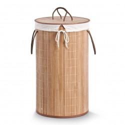 Bambusowy kosz na pranie firmy Zeller - 13410