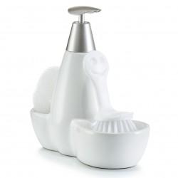 Dozownik na mydło lub płyn firmy Zeller - 18280