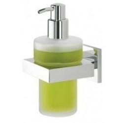Dozownik na mydło w płynie stal szczotkowana serii Items firmy Tiger - 2835.09