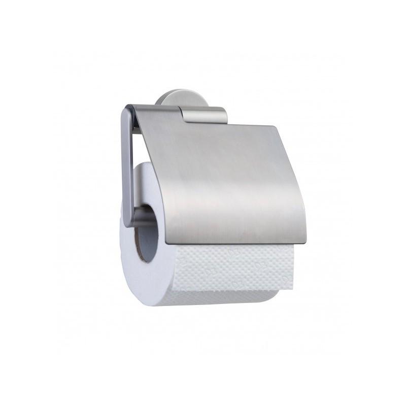 Wieszak na papier toaletowy stal szczotkowana serii Boston firmy Tiger - 3090.09