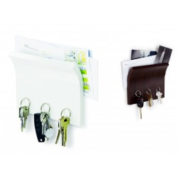 Panel z magnesami na klucze i listy firmy UMBRA
