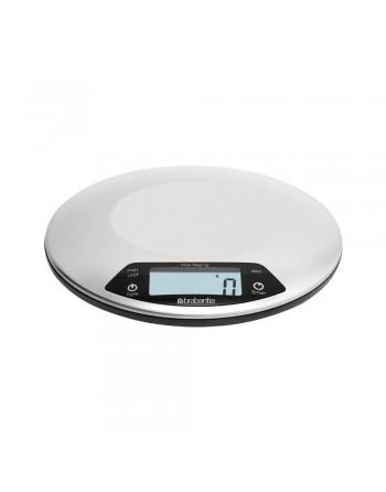Cyfrowa waga kuchenna okrągła z timerem 48 05 60