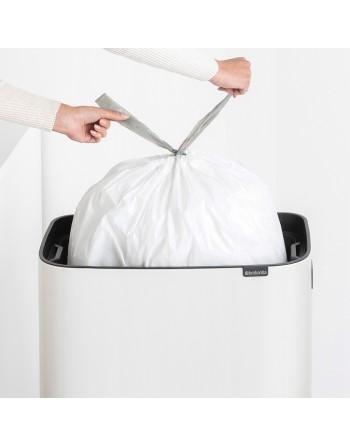 Kosz na śmieci Bo Touch bin Hi 60 l biały 130205