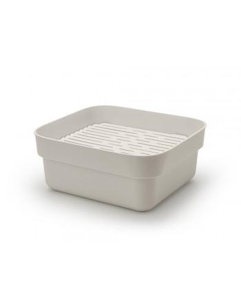 Pojemnik do zmywania z ociekaczem SinkSide jasnoszary 302688