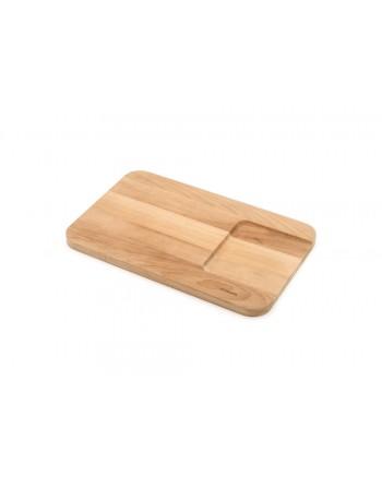 Deska do krojenia warzyw drewniana Profile 260742