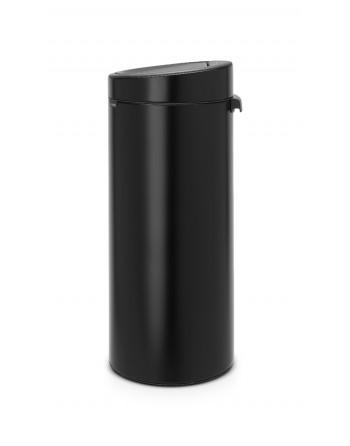 Kosz Touchbin 30l czarny mat 115301