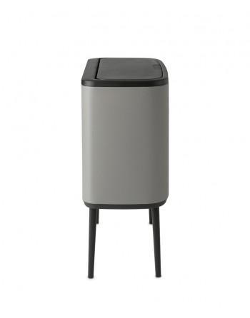 Kosz na śmieci Touch Bin BO 36l szary Mineral Concrete 127205