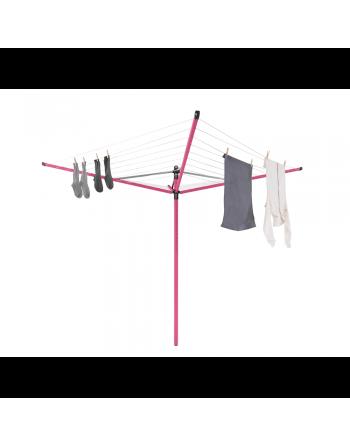 Edycja limitowana Suszarka Lift-O-Matic 50m Spring różowa