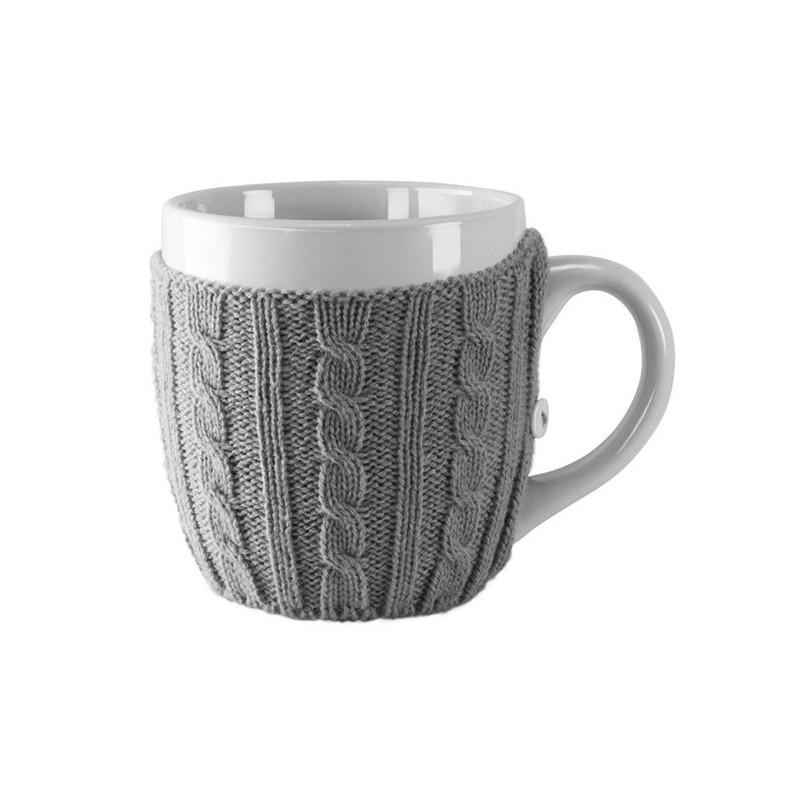 Kubek w sweterku firmy Invotis - 1509