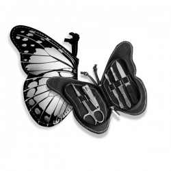 Zestaw do manicure Butterfly firmy Invotis - 1617