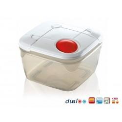 Pojemnik DUAL MICROWAWE 0,5L firmy GioStyle - 5197002