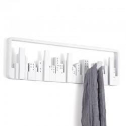 Wieszak na ubrania SKYLINE biały firmy UMBRA