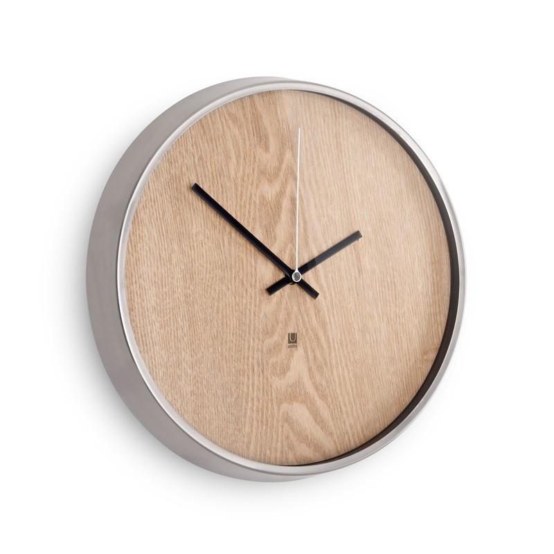 Zegar ścienny Madera firmy Umbra