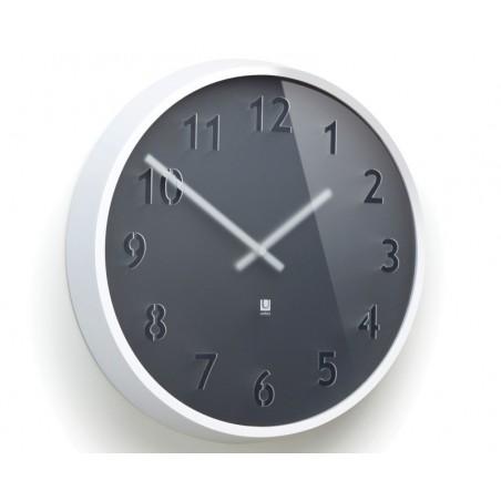 Zegar ścienny Clairo firmy Umbra