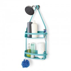 Organizer/ półka pod prysznic Flex Surf Blue firmy Umbra