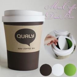 Kosz na śmieci MINI COFEE firmy Qualy
