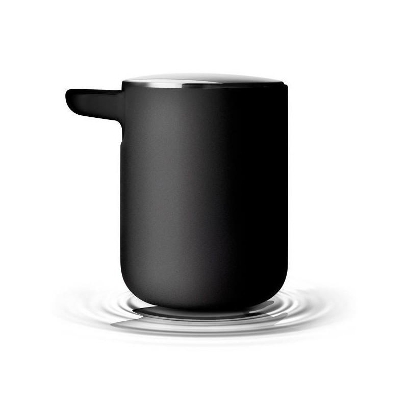 Bardzo dobra Dozownik do mydła w płynie, Czarny firmy MENU - 7700519 _ HomeDome IE82