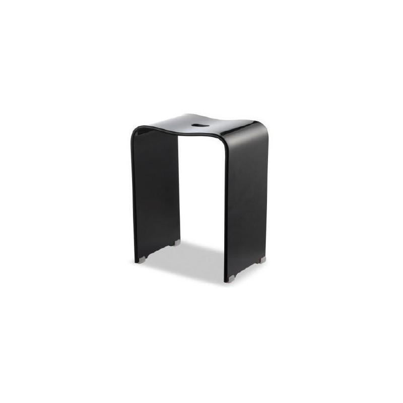 Stołek łazienkowy akrylowy firmy Ljungman - L525012