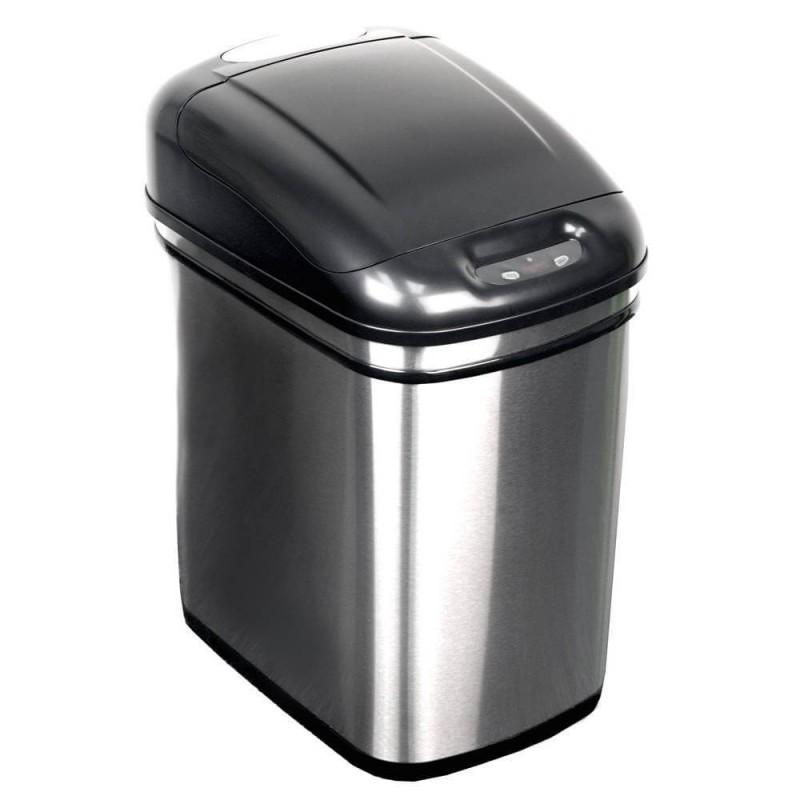 Kosz na śmieci 24 l otwierany na podczerwień