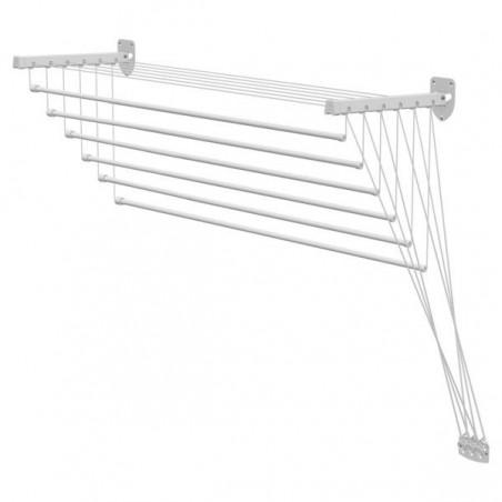 Suszarka 107-180 cm łazienkowa ścienna Lift firmy Gimi