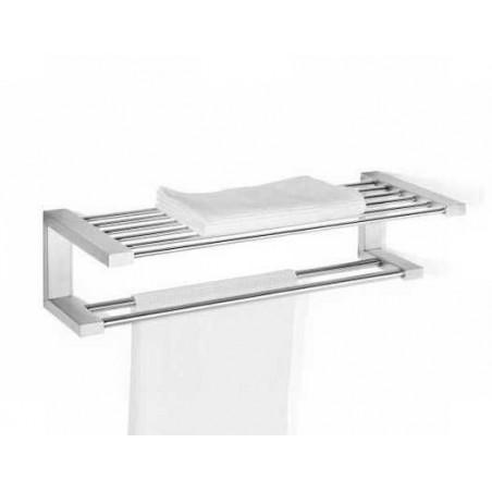 Półka łazienkowa podwójna FRESCO firmy ZACK - 40145