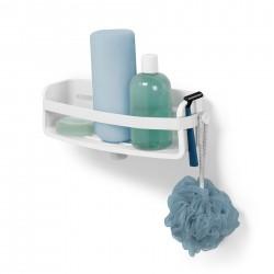 Półka łazienkowa na przysawkę Flex firmy Umbra