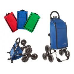 Wózek torba na zakupy trzykołowa AMALFI firmy Aurora