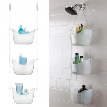 Półka pod prysznic BASK CADDY firmy Umbra