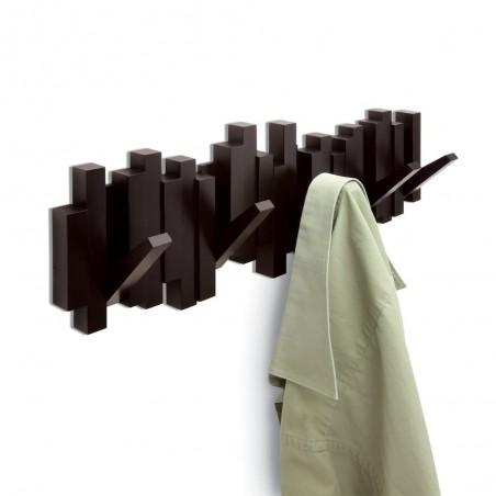 Wieszak na ubrania STICKS kawa firmy UMBRA