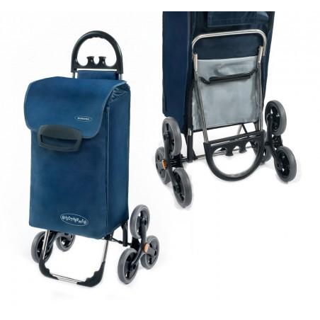 Składany wózek na zakupy ISCHIA firmy Aurora