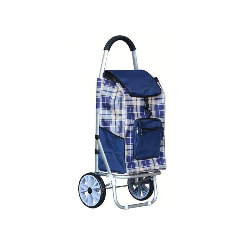 Torba wózek na zakupy AluGo ALUMINIUM