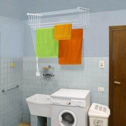 Suszarka łazienkowa ścienna Lift 140 firmy Gimi