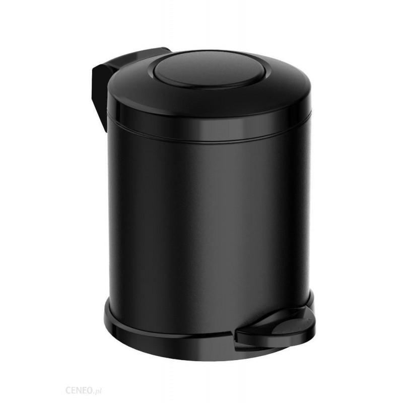 Kosz 14 L na śmieci OPERA czarny firmy Meliconi